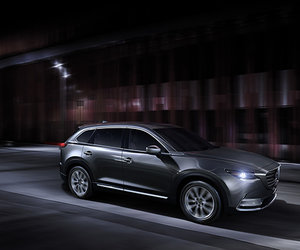 Dévoilement du nouveau Mazda CX-9 à Los Angeles!