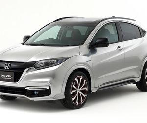 Un nouveau multisegment sous-compact : le Honda Vezel.