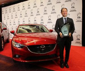 La Mazda6 remporte le prix AJAC de la « voiture canadienne de l'année 2014 »!