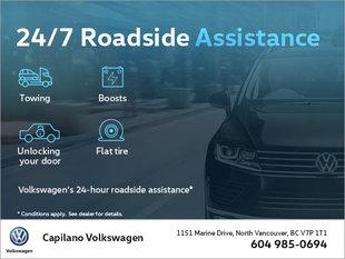 Volkswagen Roadside Assitance