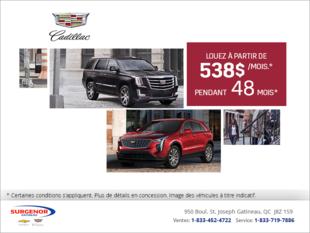 Événement mensuel de Cadillac