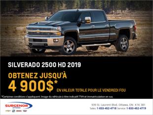 Chevrolet Silverado HD 2019