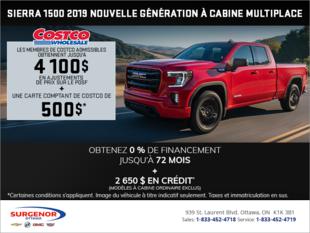 Le Sierra 1500 2019