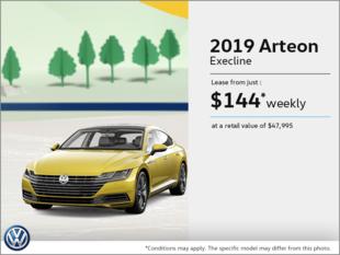 Get the 2019 Arteon