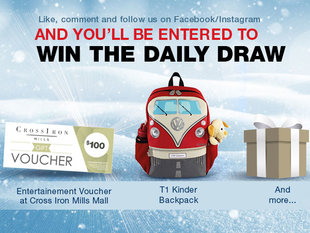 Win the Daily Day Draw (promo)