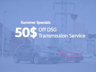 Transmission Service Special