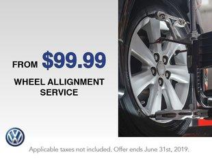 Discover Our Wheel Aligment Service
