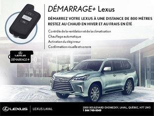 Démarrage+ Lexus