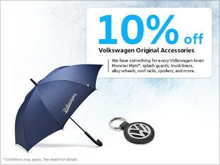 Save on Volkswagen Original Accessories