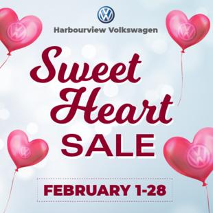 Sweet Heart Sale