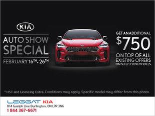 Auto Show Special