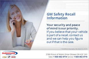 Safety Recall