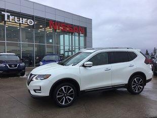 2018 Nissan Rogue SL Platinum W/Platinum Reserve Interior