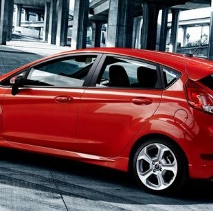 2015 Ford Fiesta: Little but feisty