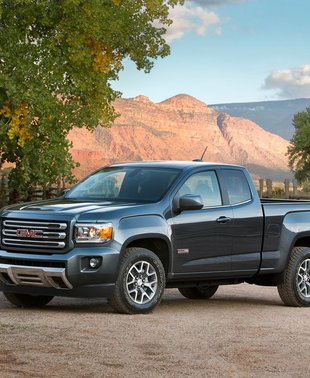 2015 GMC Canyon: The Return of the Midsize Pickup
