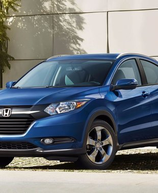 What everyone is saying about the new 2016 Honda HR-V