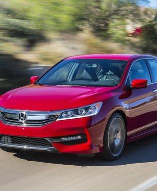 2016 Honda Accord: Still a Winner