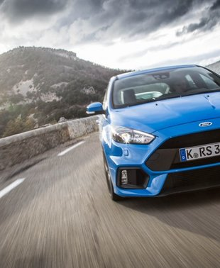 2016 Ford Focus RS: Yes, You Want One