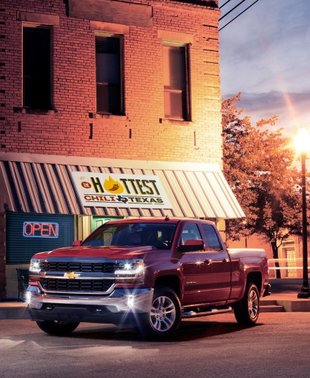 A Few Things to Know About the 2016 Chevrolet Silverado in Digby