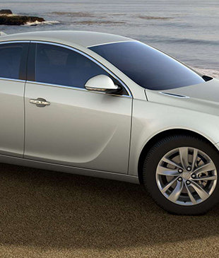 2014 Buick Regal – A blend of luxury and sport