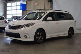 Toyota Sienna SE (toit-caméra-dvd/tv) 2011