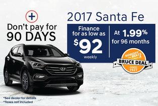 2017 Santa Fe!