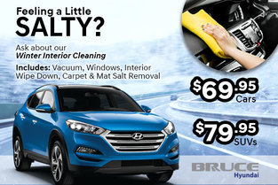 Book your Winter Interior Cleaning Today!