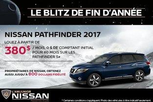 Nissan Pathfinder 2017!