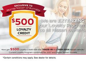 Extended Loyalty Program