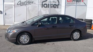 Honda Civic Sdn DX-G 2009 GARANTIE 10 ANS 200000KM