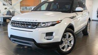 2015 Land Rover Range Rover Evoque Pure Plus CERTIFI…