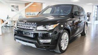 2016 Land Rover Range Rover Sport V8 CERTIFI…