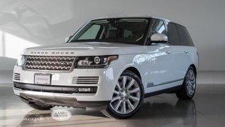 2015 Land Rover Range Rover SC