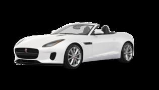 2019 Jaguar F-Type Convertible P300 at