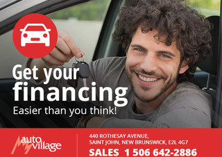 Financing Made Easy!