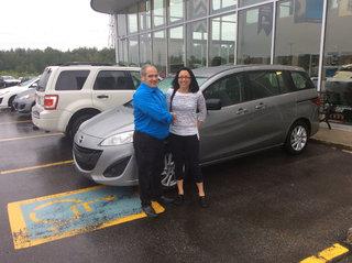 Bon service! de Prestige Mazda à Shawinigan
