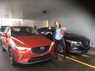 Une auto neuve! de Prestige Mazda à Shawinigan
