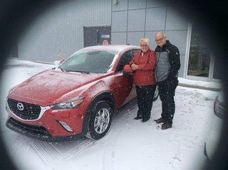 Bébé rouge!! de Prestige Mazda à Shawinigan