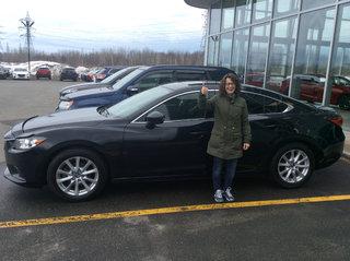 Ma nouvelle auto! de Prestige Mazda à Shawinigan