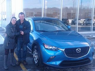 Toute nouvelle Mazda! de Prestige Mazda à Shawinigan