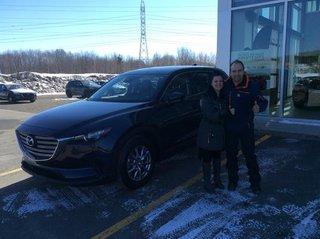 Très satisfait de Prestige Mazda à Shawinigan
