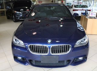 2015 BMW 5 Series XDrive M-SPORT/PREMIUM PKG/