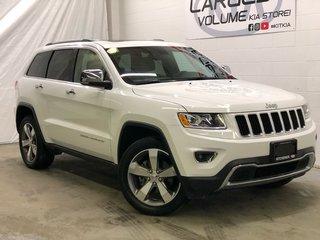 2016 Jeep Grand Cherokee 4x4 Limited