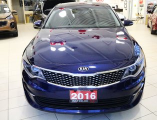 2016 Kia Optima EX+ PANO ROOF/CAMERA/POWER SEAT