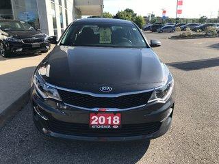 2018 Kia Optima LX+