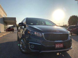 2015 Kia Sedona SXL Plus at