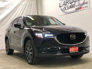 2017 Mazda CX-5 GREAT KILOMETERS -FACTORY WARRANTY- SHOWS LIKE NEW