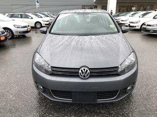 2012 Volkswagen Golf 5-Dr TDI Highline at Tip