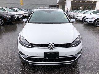 2017 Volkswagen Golf Alltrack 1.8T DSG 6sp at w/Tip 4MOTION