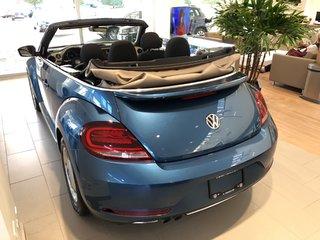 2018 Volkswagen The Beetle Convertible Coast 2.0T 6sp at w/Tip
